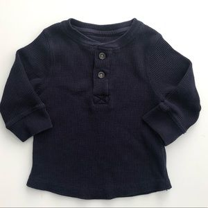 The Children's Place Baby Boy Thermal Long Sleeve